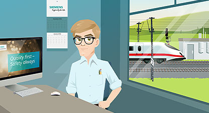 Siemens – Cenelec - Video