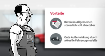 Audi Financial Service – Verkäufertrainings – Web Based Training-Serie